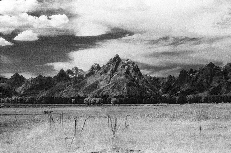 The Land of the Teton